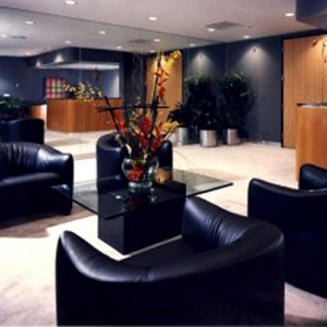 Corporate Offices Lobby Design