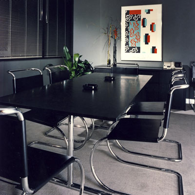 Corporate Office Design - Meeting Conference Room