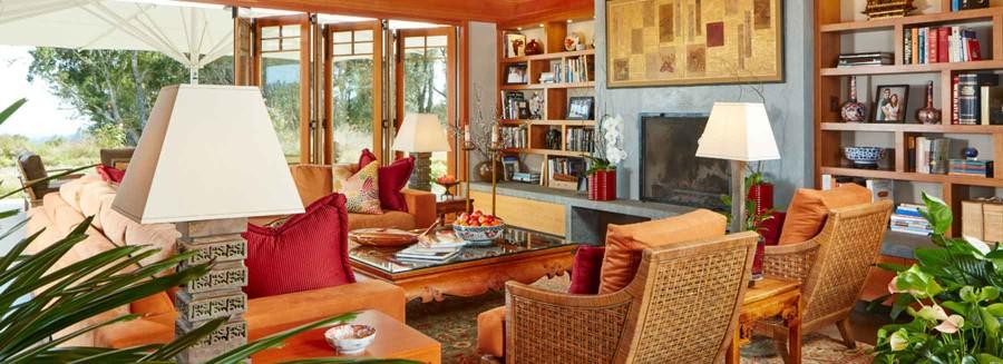 Modern Asian Oasis Santa Cruz