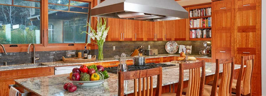 Berkeley Mills kitchen cabinetry