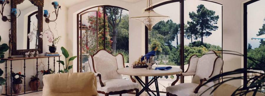 Mediterranean Villa - Conservatory