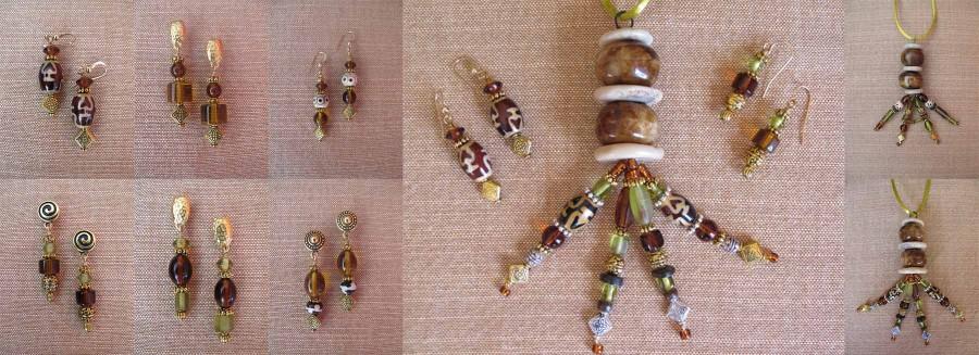Kay Heizman Jewelry - The Brown/Brown/Multi Group