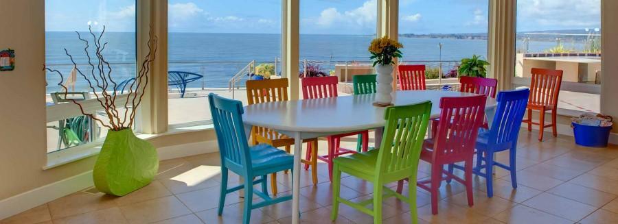California Contemporary Home - Dining Room