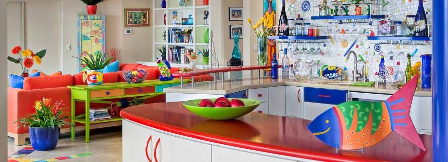 California Contemporary - Kitchen