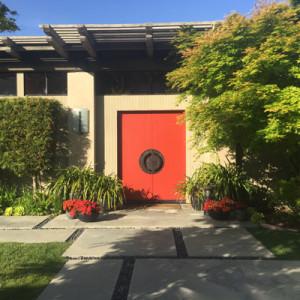 Designer Dream Home Entry Door