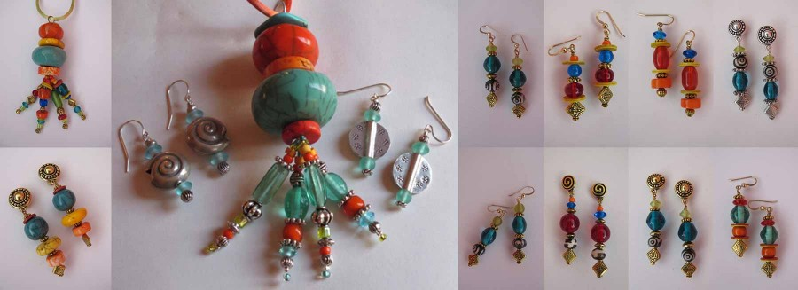 Kay Heizman Jewelry - The Turquoise/Multi Group